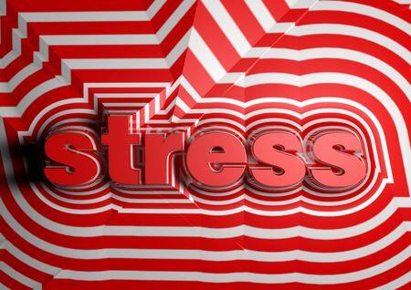 sleeplessness: lo stress testo sfondo astratto
