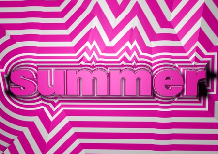 sunburnt: summer abstract text background  Stock Photo