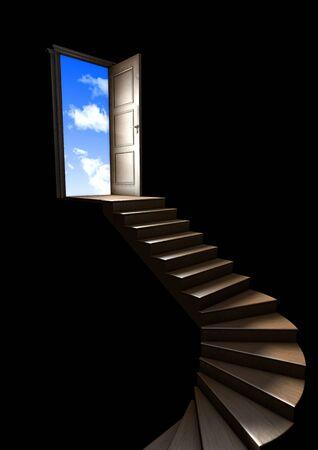 gradually: Stairway to Heaven