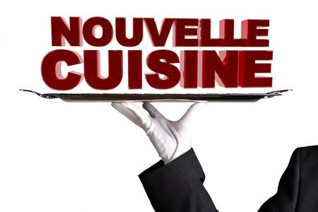 internationally: Nouvelle Cuisine