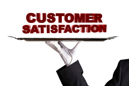 First Class Customer Satisfaction