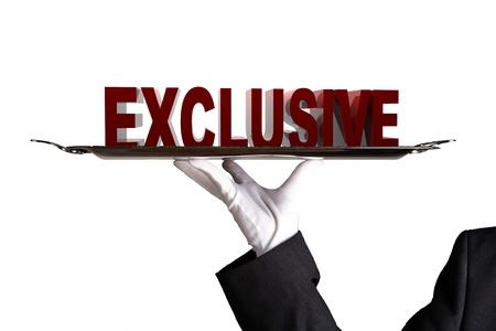 exclusive: Exclusive