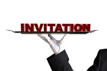 butler: First Class Invitation