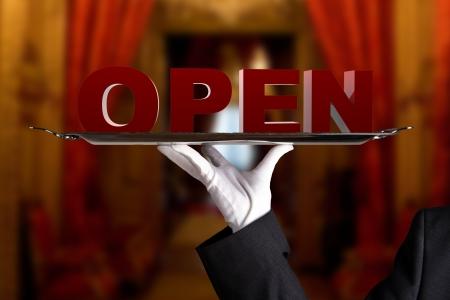 evening class: Open Business