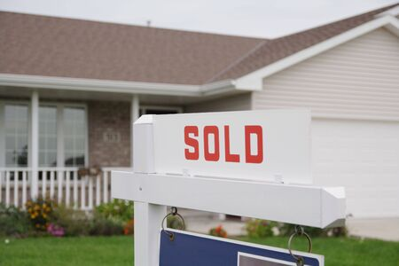 realty: Realty Sold Sign