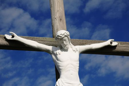Illuminated Christ