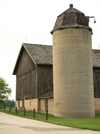 restored: Restored barn