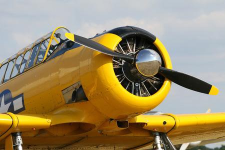 World War II original US fighter
