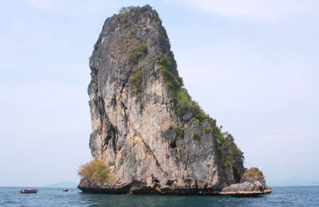 phra nang: Phra Nang Beach, Krabi Thailand