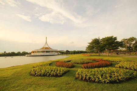 ix: Suanluang RAMA IX, King Rama IX Park Stock Photo