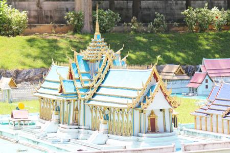 pattaya thailand: Mini siam, Pattaya Thailand