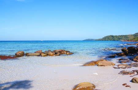 kood: Kood island, Koh Kood, Trat province Thailand Stock Photo