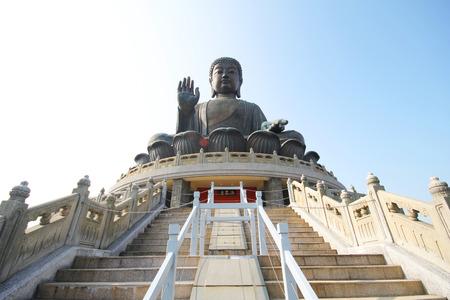 Tian Tan Buddha Statue, Polin Kloster