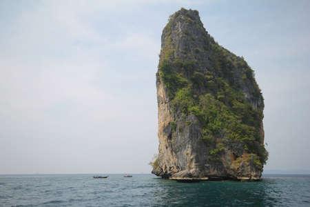 phra nang: Phra Nang Beach Krabi Thailand