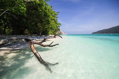 province: Ravee island, Koh Ravee, Satun province Thailand