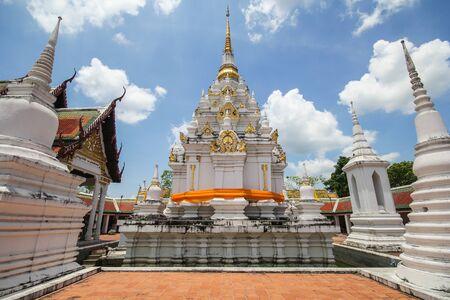 thani: Phra Borom That Chaiya, Surat Thani, Thailand Stock Photo