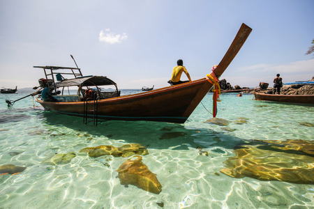 prov�ncia: Yang island, Koh Yang, Satun province Thailand Banco de Imagens