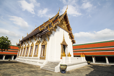 Wat Phra Kaew: Wat Phra Kaew, Bangkok Thailand