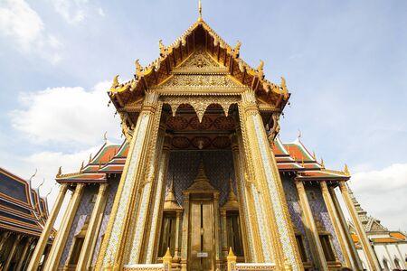 in wat phra kaew: Wat Phra Kaew, Bangkok Thailand