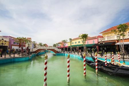 venezia: The Venezia Hua Hin, Cha am, Thailand