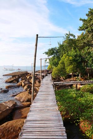 island: Kood island, Koh Kood, Trat, Thailand Stock Photo