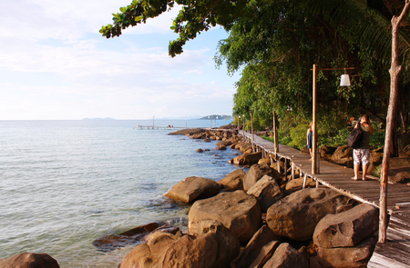 kood: Kood island, Koh Kood, Trat, Thailand Stock Photo