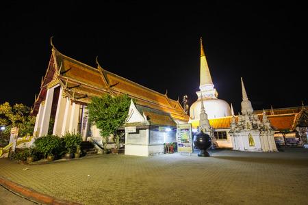 nakhon: Phra Mahathat Woramahawihan temple, Nakhon Si Thammarat, Thailand