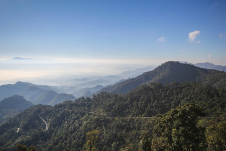 viewpoint: Monson Viewpoint, Doi Angkhang, Chiang Mai, Thailand