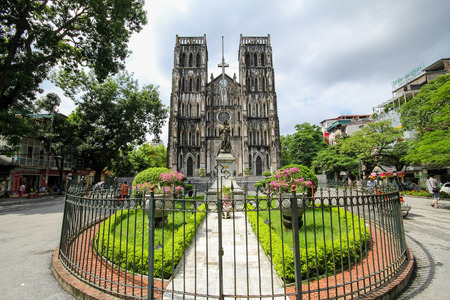 St Josephs Cathedral in Hanoi, Hanoi, Vietnam