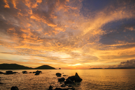 trat: Mak island Koh Mak Trat Thailand