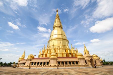 Prabudhabaht Huay Toom temple, Lamphun Thailand