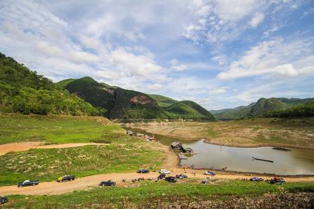 Kaeng Ko, Mae Ping National Park, Lamphun Thailand