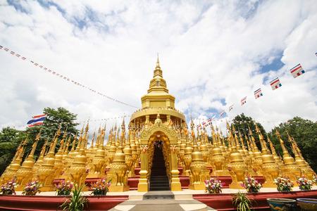 Wat Pa Sawang Bun Saraburi Province, Thailand 写真素材