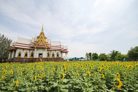 Wat Non Kum Temple, Nakhon Ratchasima, Thailand