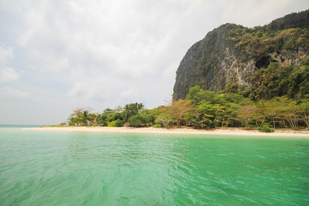Laoliang Island, Koh Laoliang, Trang Province, Thailand Stock Photo