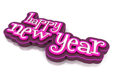 happy, new year, holiday, christmas