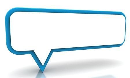 흰색 배경에 파란색 풍선 스톡 사진