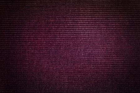 velvet texture: Purple corduroy background, hight quality detailed texture Stock Photo