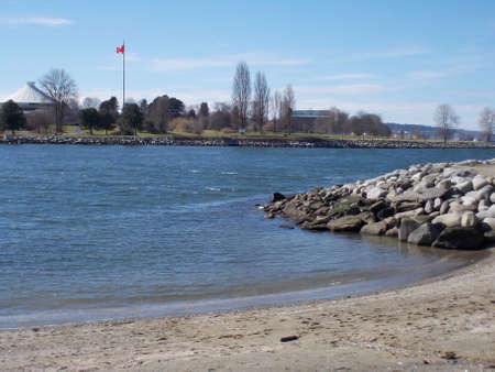 Vancouver beach photo