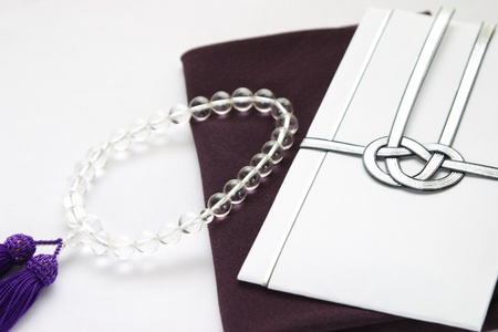 unhappiness: Rosary, unhappiness bag