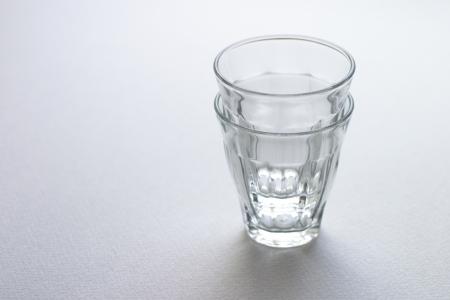 superimposed: Glass superimposed