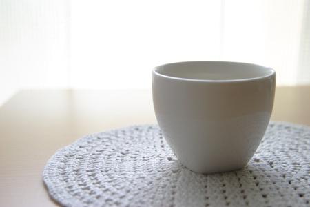 leisurely: Afternoon tea leisurely drink tea