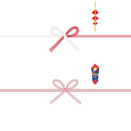 noshigami  イラスト・ベクター素材