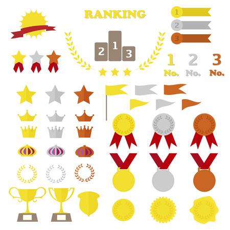 icono de clasificación