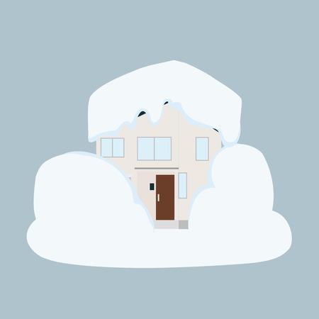 tremendous: Tremendous snowfall