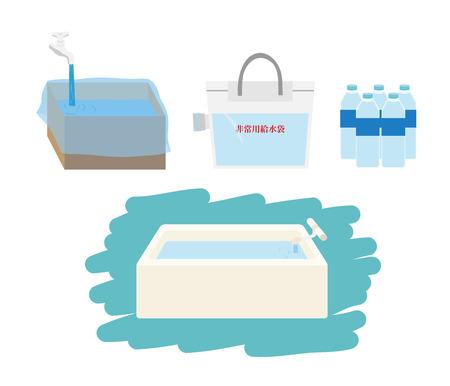 Image of ensuring various water