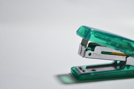 grapadora: Verde grapadora
