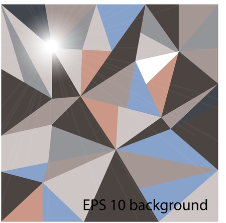 Abstract vector background. Eps 10.