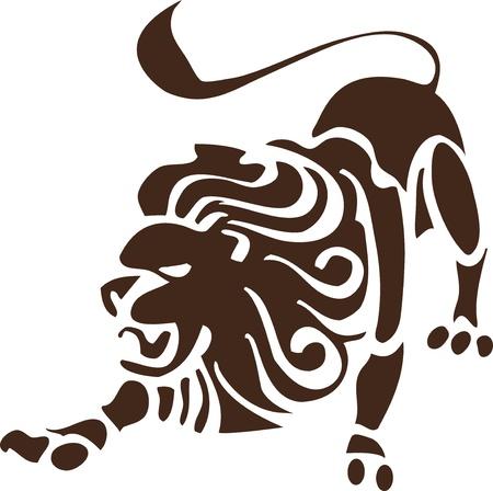 lion drawing: 123 (9). Jpg