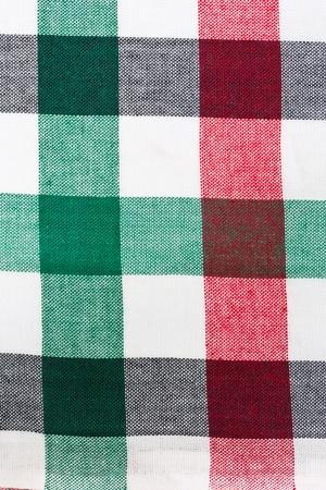 tela algodon: Algod�n de textura de tela hecha a mano Foto de archivo